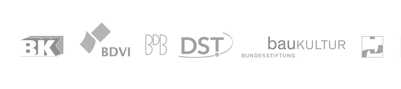 Logo Verbände der Mitgliedschaften Vermessungsbüro und Ingenieurbüro aedvice